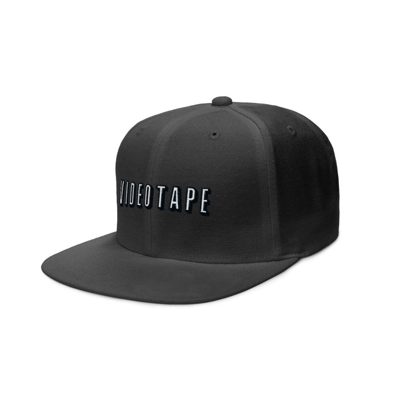 VIDEOTAPE Accessories Hat by Teenage Stepdad