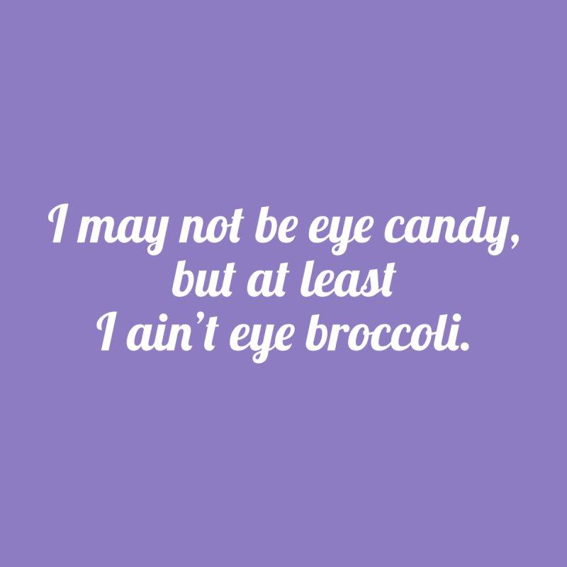 Eye Broccoli by Tee Panic T-Shirt Shop by Muzehack