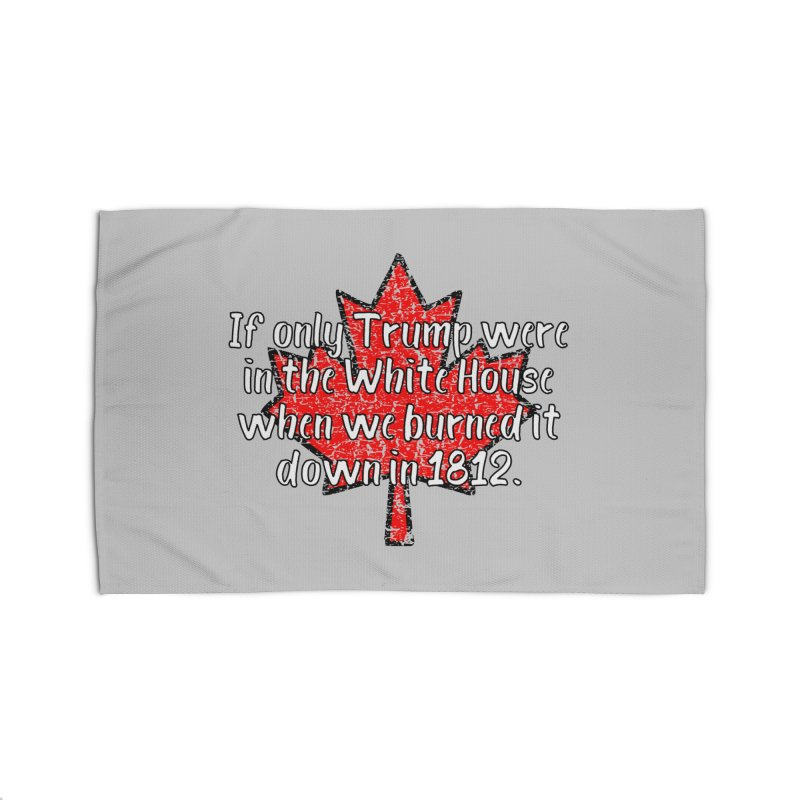 War of 1812 T-shirt Home Rug by Tee Panic T-Shirt Shop by Muzehack