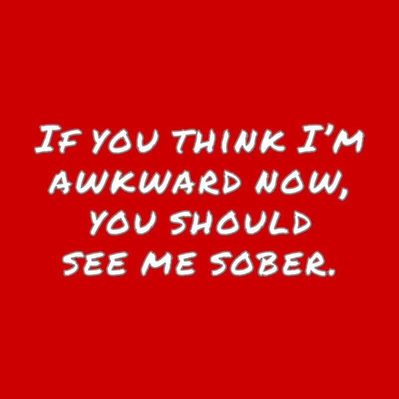 Awkward T-shirt by Tee Panic T-Shirt Shop by Muzehack