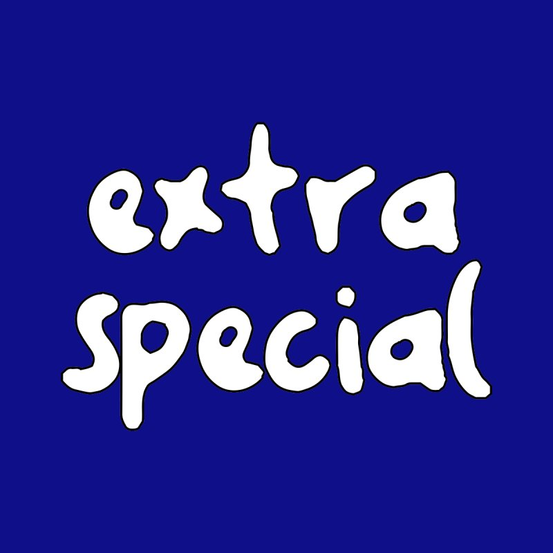 Extra Special T-shirt by Tee Panic T-Shirt Shop by Muzehack