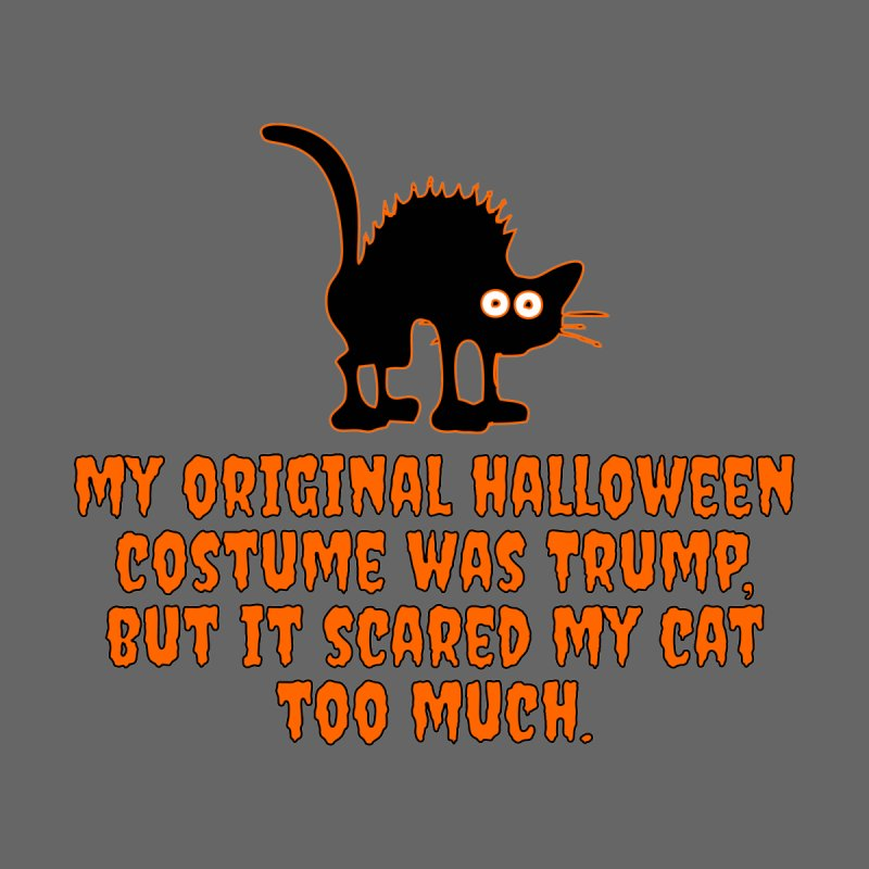 Trump Halloween Costume T-shirt   by Tee Panic T-Shirt Shop by Muzehack