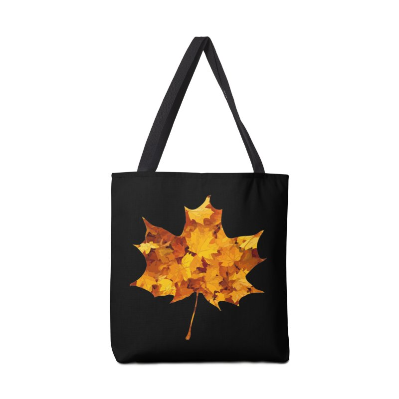 Autumn Colors Accessories Bag by Tee Panic T-Shirt Shop by Muzehack