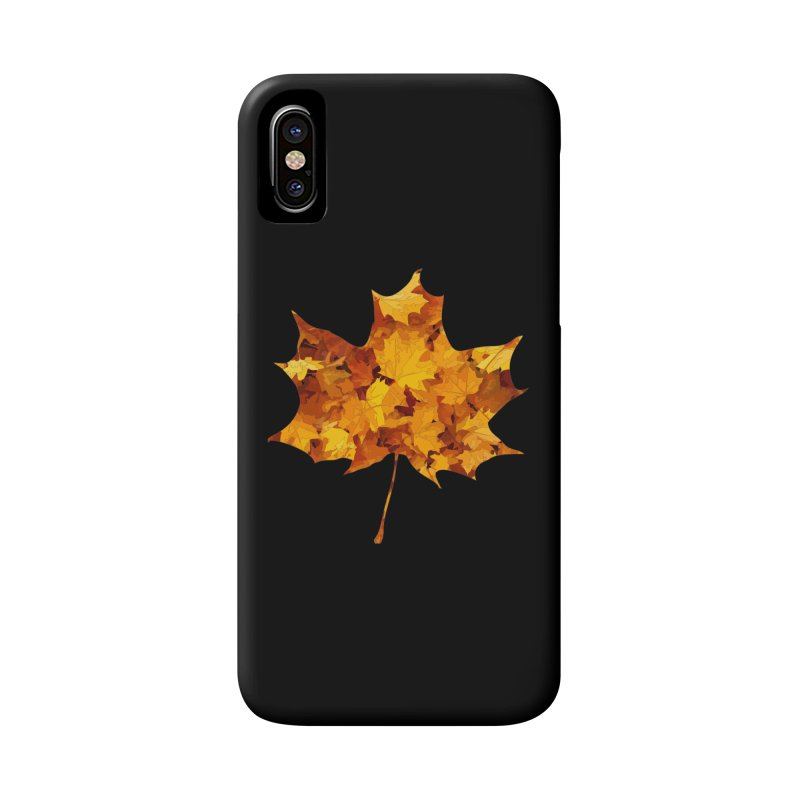 Autumn Colors Accessories Phone Case by Tee Panic T-Shirt Shop by Muzehack