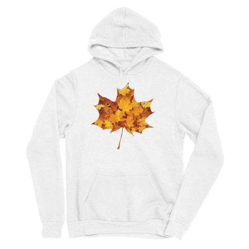 Autumn Colors Women's Sponge Fleece Pullover Hoody by Tee Panic T-Shirt Shop by Muzehack