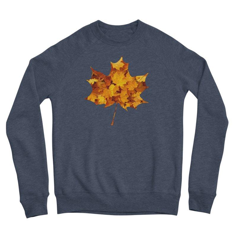 Autumn Colors Women's Sponge Fleece Sweatshirt by Tee Panic T-Shirt Shop by Muzehack