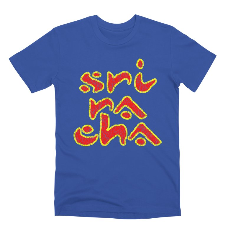 Sriracha T-shirt Men's Premium T-Shirt by Tee Panic T-Shirt Shop by Muzehack