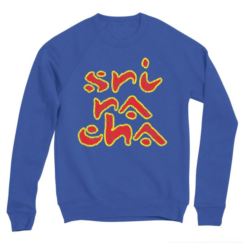 Sriracha T-shirt Men's Sponge Fleece Sweatshirt by Tee Panic T-Shirt Shop by Muzehack