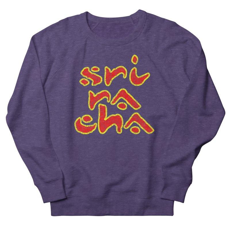 Sriracha T-shirt Women's French Terry Sweatshirt by Tee Panic T-Shirt Shop by Muzehack