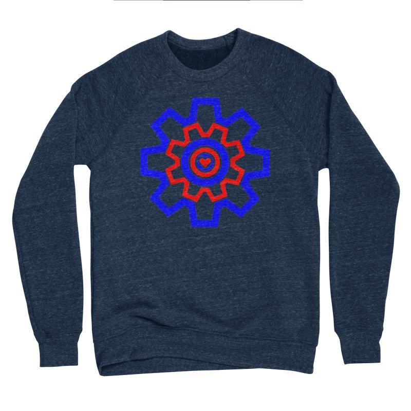 Love Machine Women's Sponge Fleece Sweatshirt by Tee Panic T-Shirt Shop by Muzehack