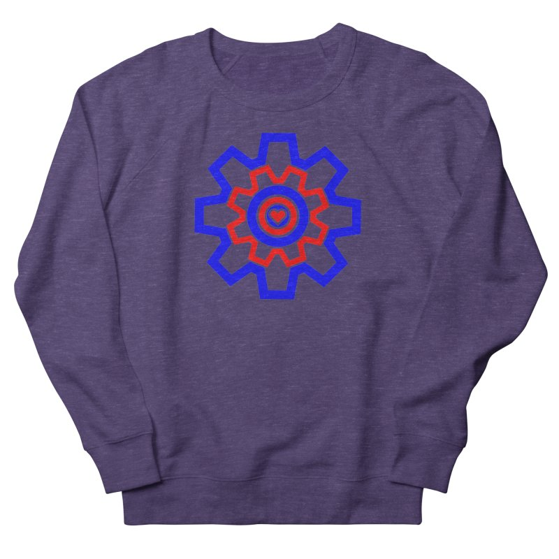 Love Machine Men's French Terry Sweatshirt by Tee Panic T-Shirt Shop by Muzehack