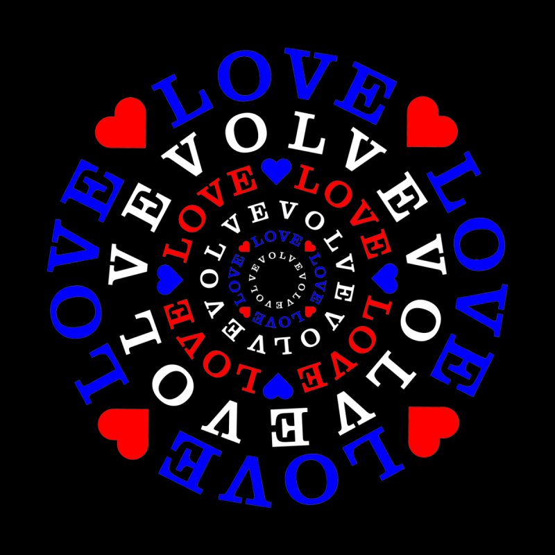 Evolve Love by Tee Panic T-Shirt Shop by Muzehack