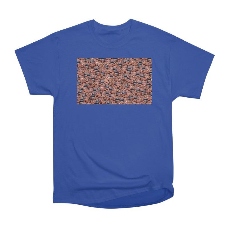 Trump Mouth Men's Heavyweight T-Shirt by Tee Panic T-Shirt Shop by Muzehack