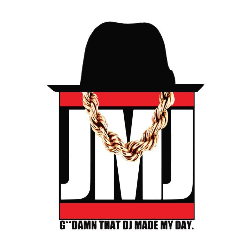 That Dj Made My Day. Men's T-Shirt by Real Djs Matter Merchandise