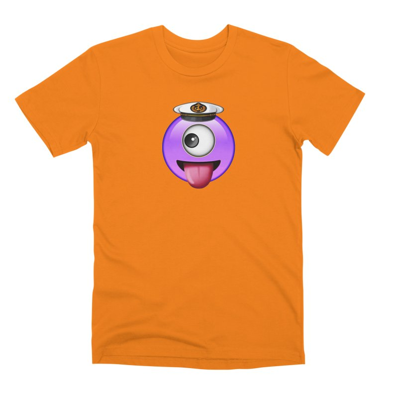 Captain Teez Men's T-Shirt by Teezinvaders