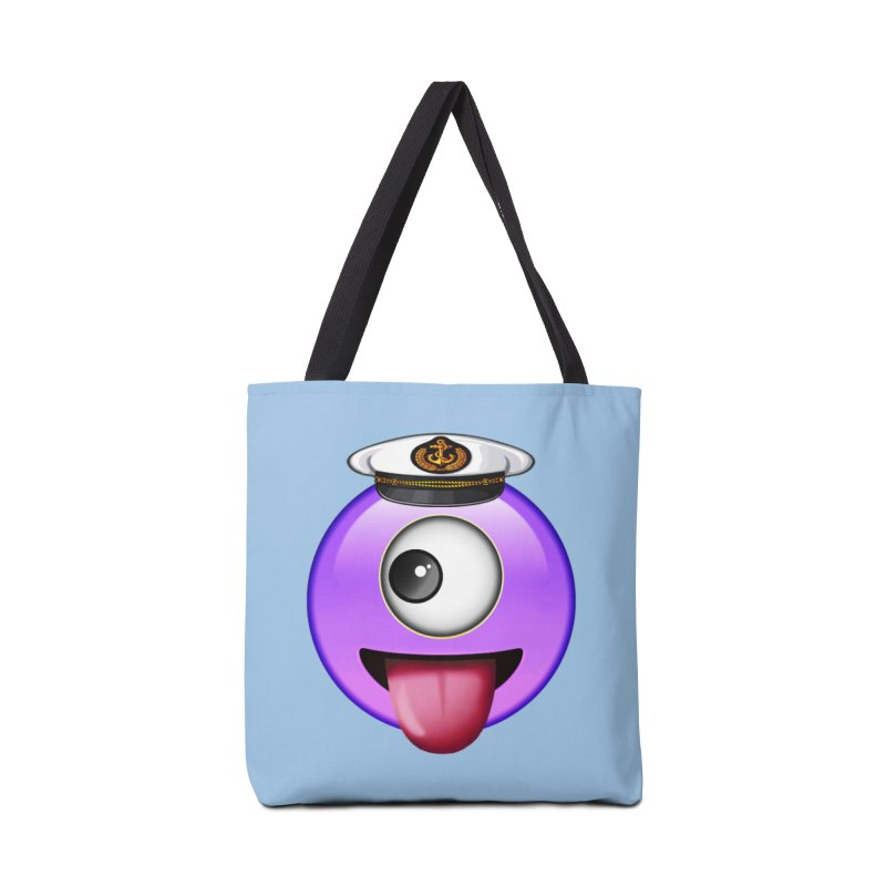 Captain Teez Accessories Bag by Teezinvaders