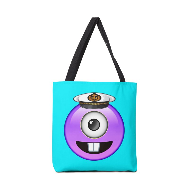 Captain Tooth Teez Accessories Bag by Teezinvaders