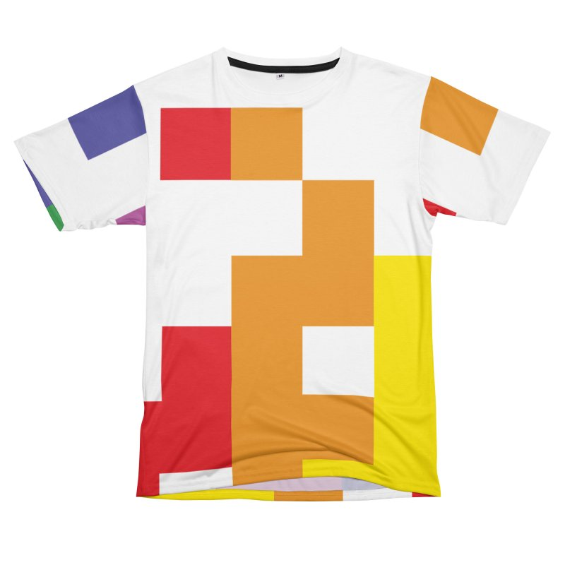 Space LGTB Teez Men's Cut & Sew by Teezinvaders