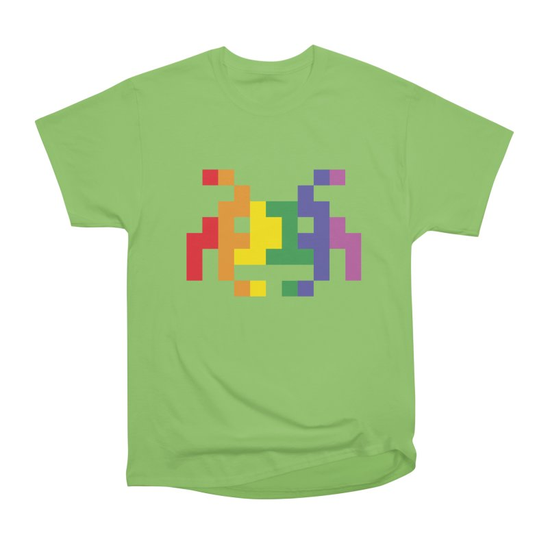 Space LGTB Teez Men's T-Shirt by Teezinvaders