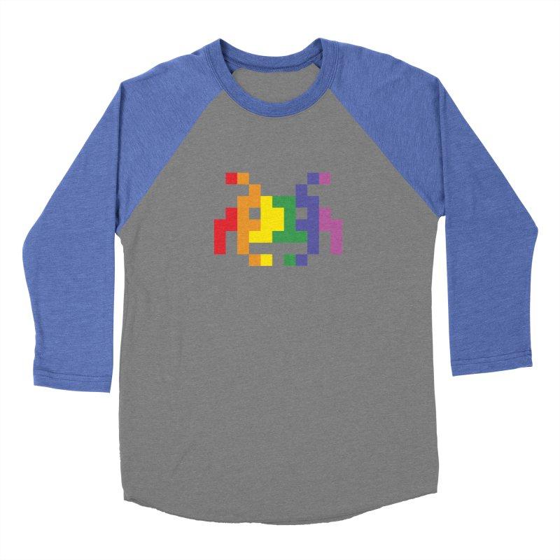 Space LGTB Teez Women's Longsleeve T-Shirt by Teezinvaders