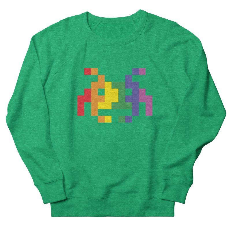 Space LGTB Teez Women's Sweatshirt by Teezinvaders