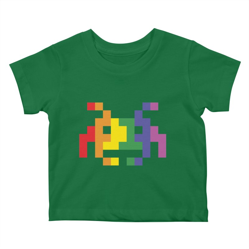 Space LGTB Teez Kids Baby T-Shirt by Teezinvaders