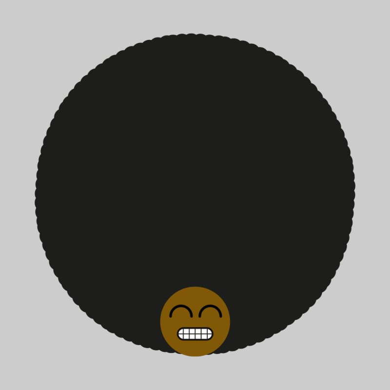 Afro Emoji by Teezinvaders