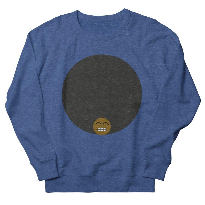 Afro Emoji Men's Sweatshirt by Teezinvaders