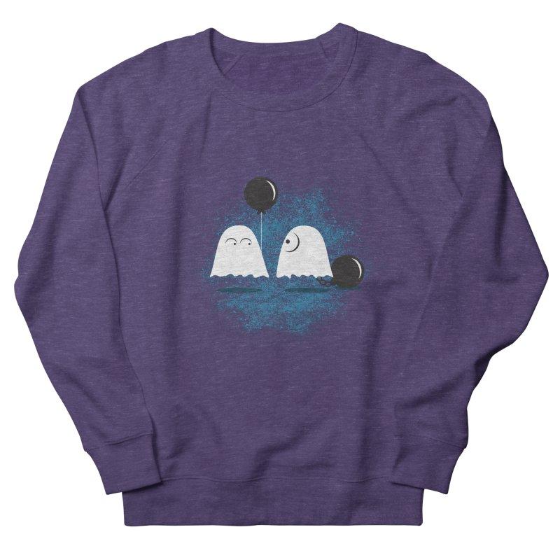 Lazy Ghost Women's Sweatshirt by Teezinvaders