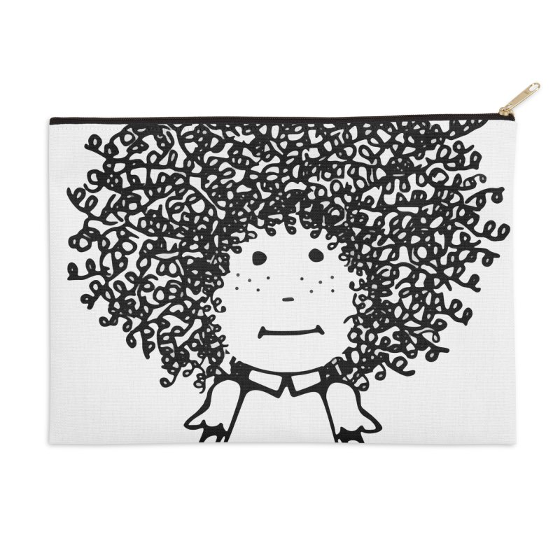 rose, the farm girl Accessories Zip Pouch by
