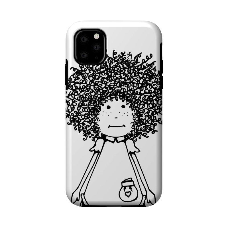 rose, the farm girl Accessories Phone Case by