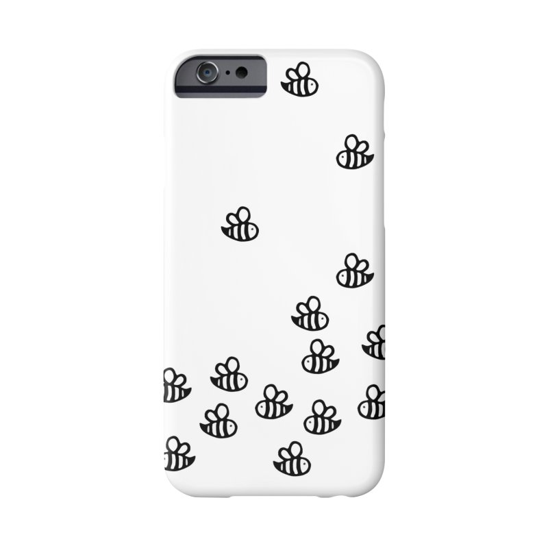 bumble bees in iPhone 6 / 6S Phone Case Slim by