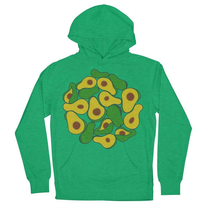 Avocado Lover Women's Pullover Hoody by Tejedor shop