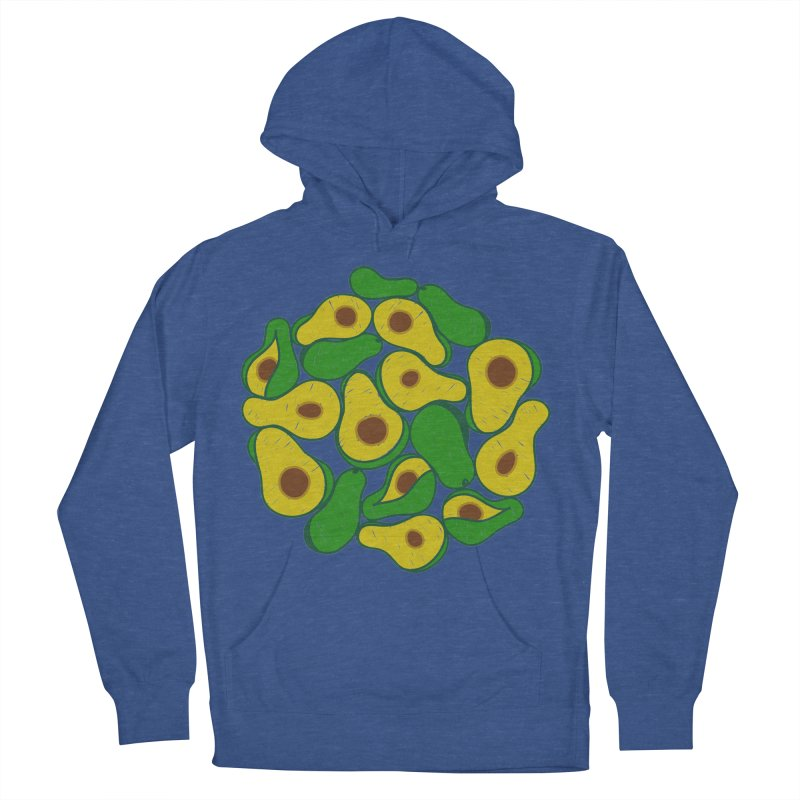 Avocado Lover Women's Pullover Hoody by Tejedor shop