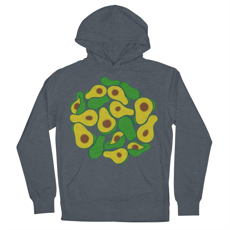 Avocado Lover Men's Pullover Hoody by Tejedor shop