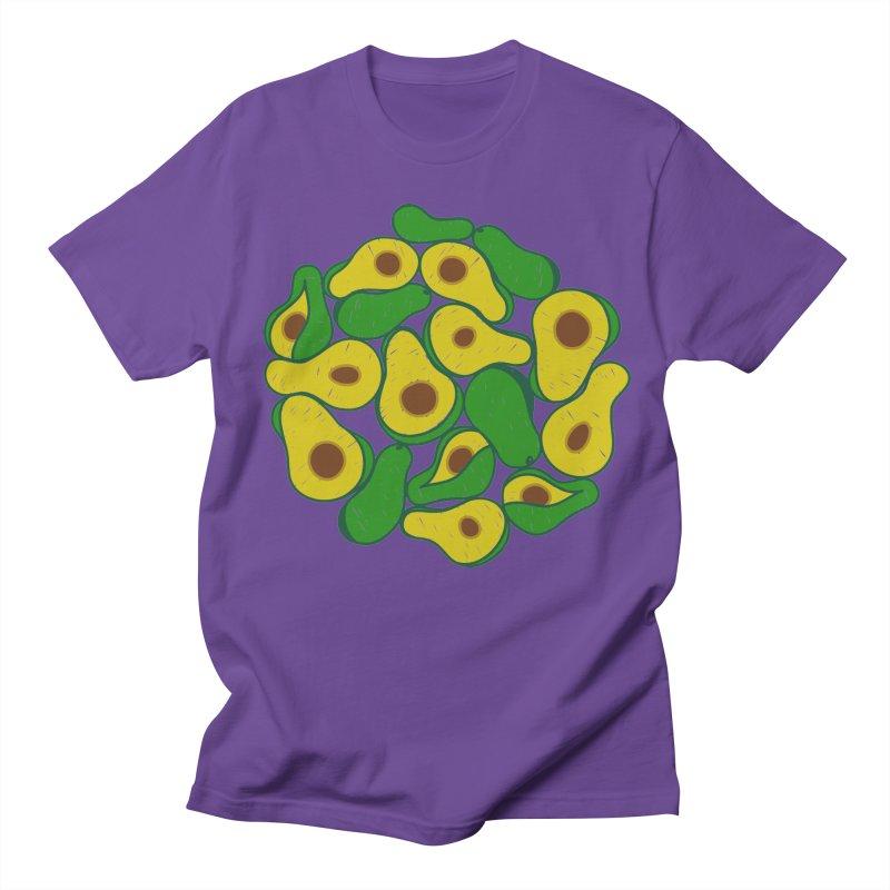 Avocado Lover Men's T-shirt by Tejedor shop