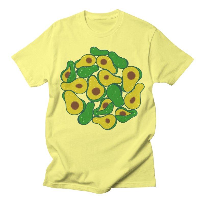 Avocado Lover Women's Unisex T-Shirt by Tejedor shop