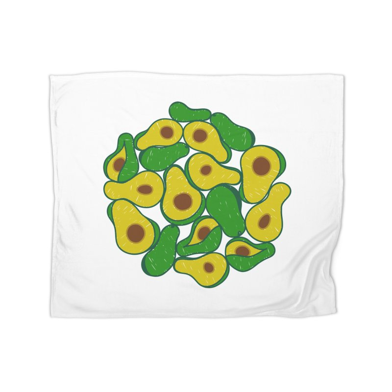 Avocado Lover Home Blanket by Tejedor shop