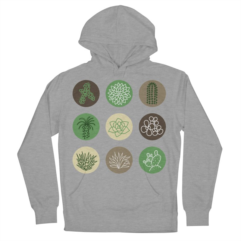 Succulents 1 Women's Pullover Hoody by Tejedor shop