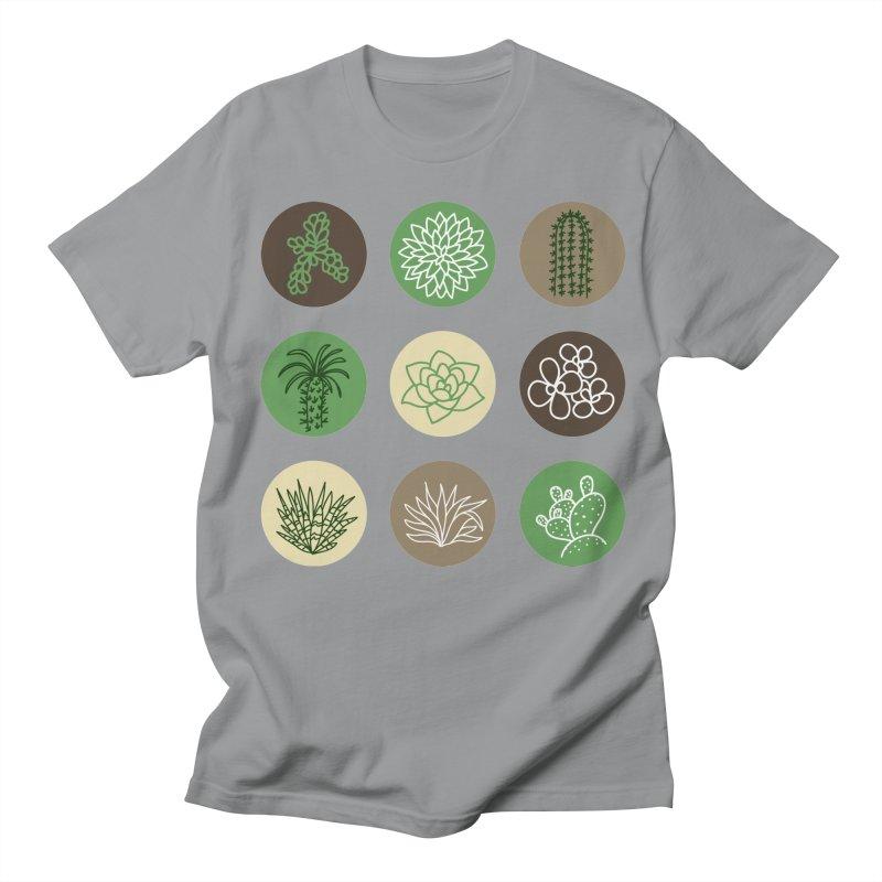Succulents 1 Women's Unisex T-Shirt by Tejedor shop