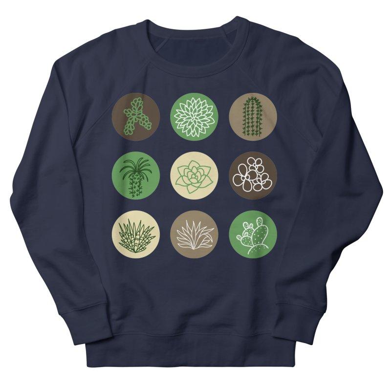 Succulents 1 Women's Sweatshirt by Tejedor shop