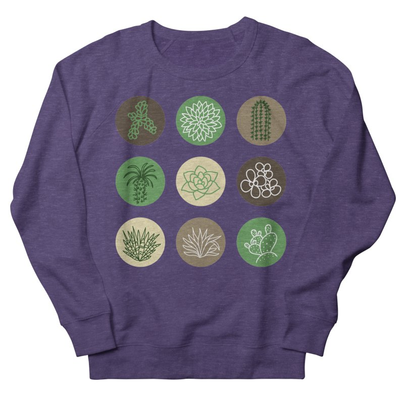 Succulents 1 Men's Sweatshirt by Tejedor shop