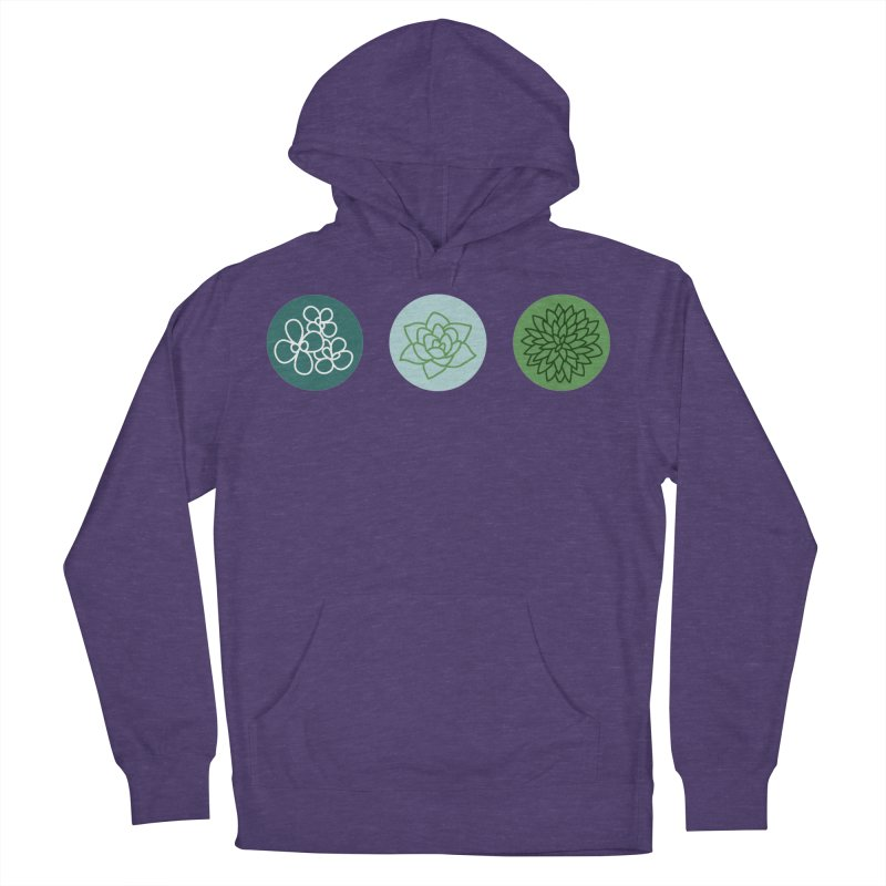 Succulents 2 Women's Pullover Hoody by Tejedor shop