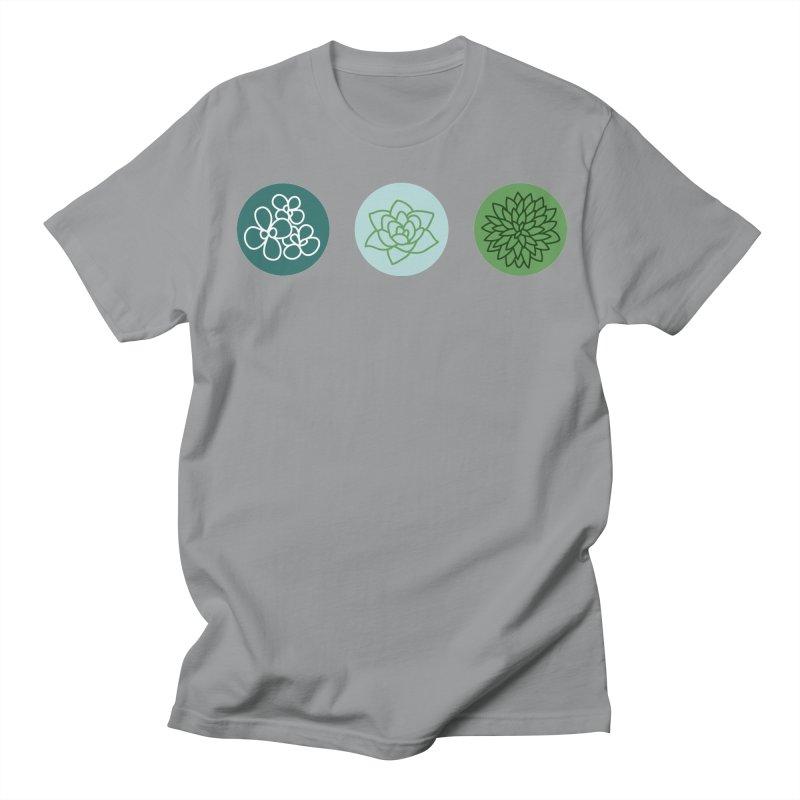 Succulents 2 Women's Unisex T-Shirt by Tejedor shop