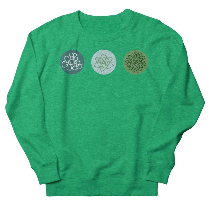 Succulents 2 Women's Sweatshirt by Tejedor shop