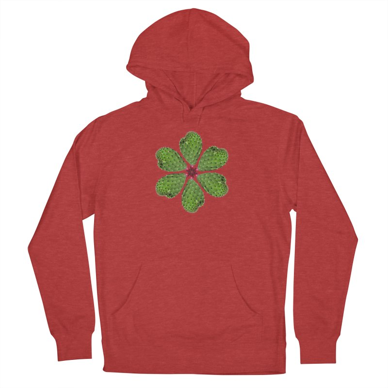 Cactus flower Women's Pullover Hoody by Tejedor shop