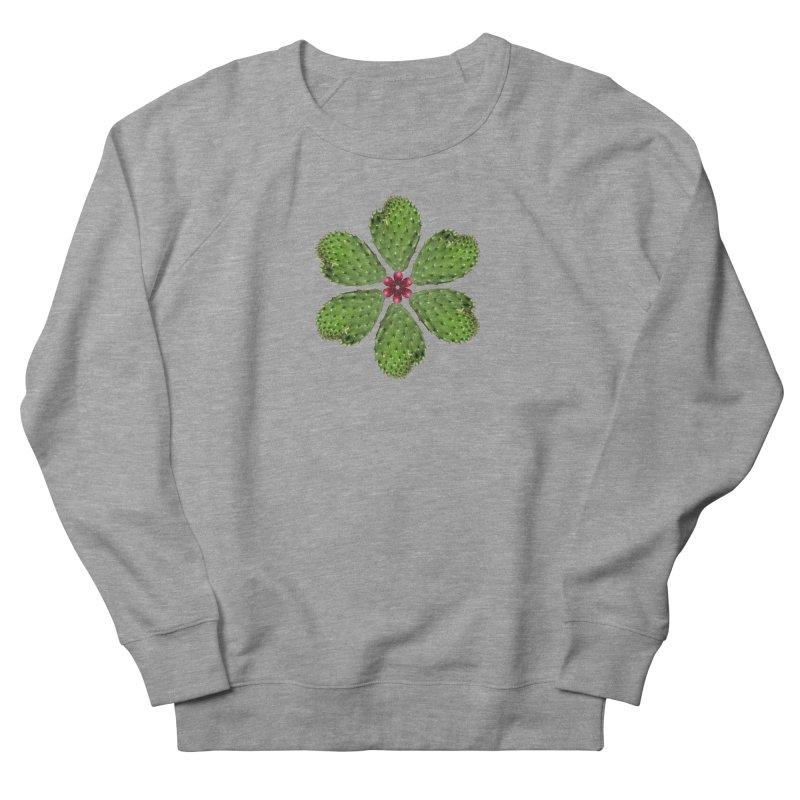 Cactus flower Women's Sweatshirt by Tejedor shop