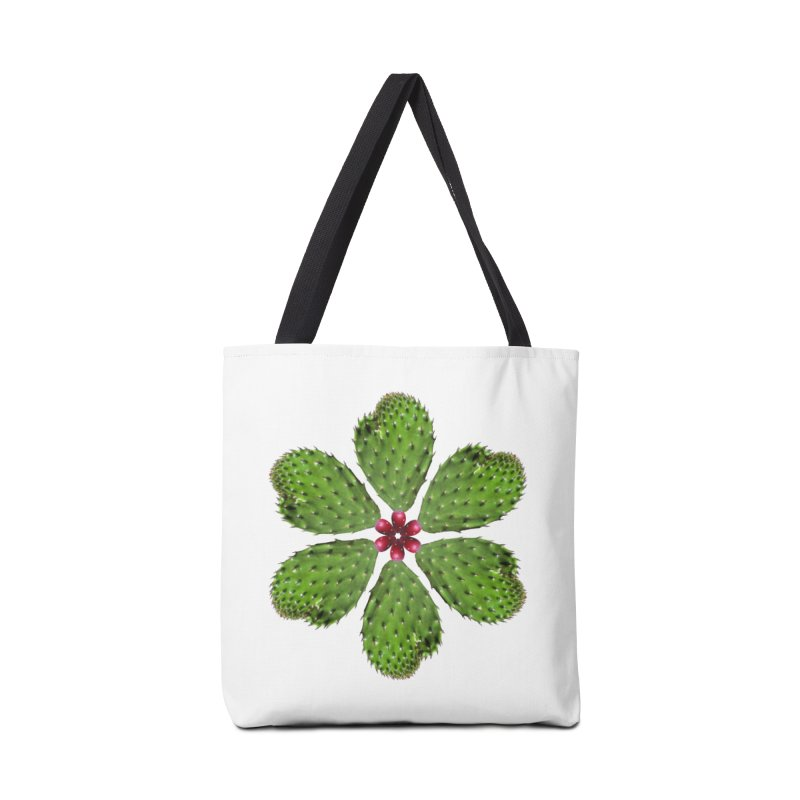 Cactus flower Accessories Bag by Tejedor shop