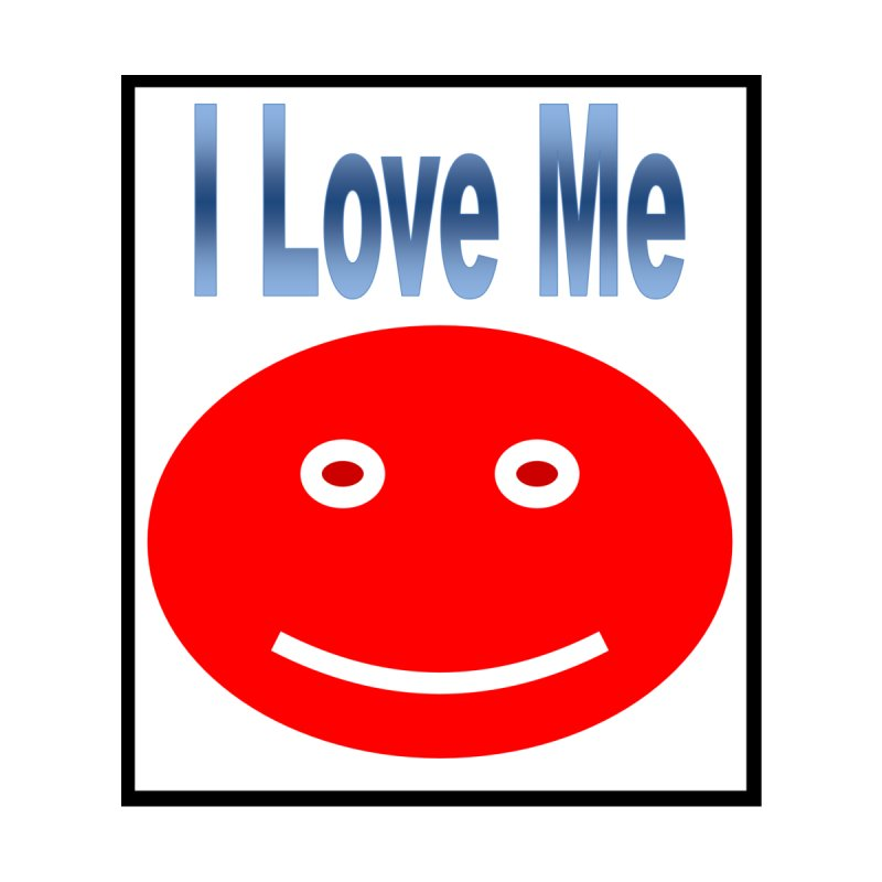 I Love Me by Telepathic Tim Artist Shop