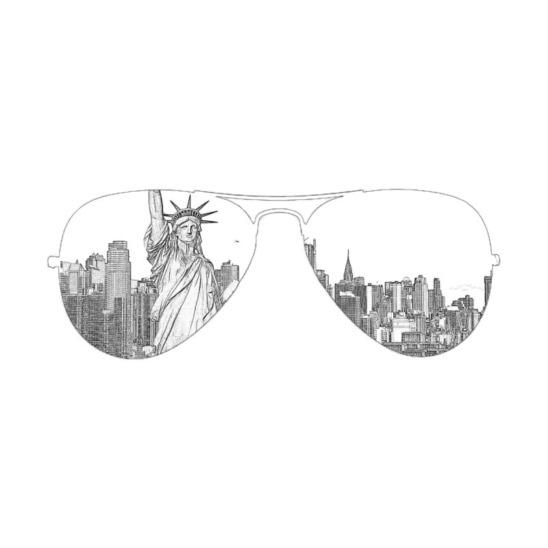 New York None  by Tello Daytona's Artist Shop